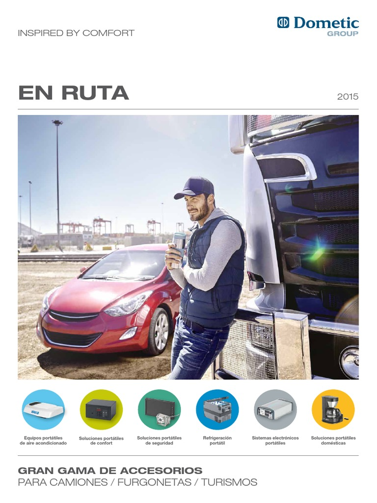 2015 en Ruta (Cpv Europe Catalogue Español) 0c0e5e0df3fc