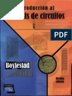 Introduccion Al Analisis de Circuitos Robert l Boylestad