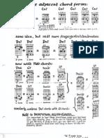 CAGED Jazz Guitar (chords) pg 21-26