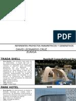 Referentes Arquitectura parametrica