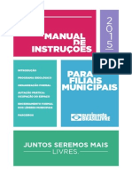 Manual de Filiais do MBL