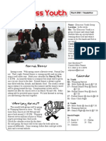 New Newsletter March 2010