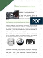 Mandos Manuales Del Automovil