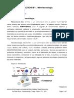 Nanotecnología. introduccion