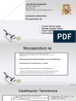 Microsporodiosis