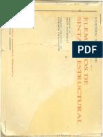 Lucien Tesniere, Tomo I Elementos de sintaxis estructural
