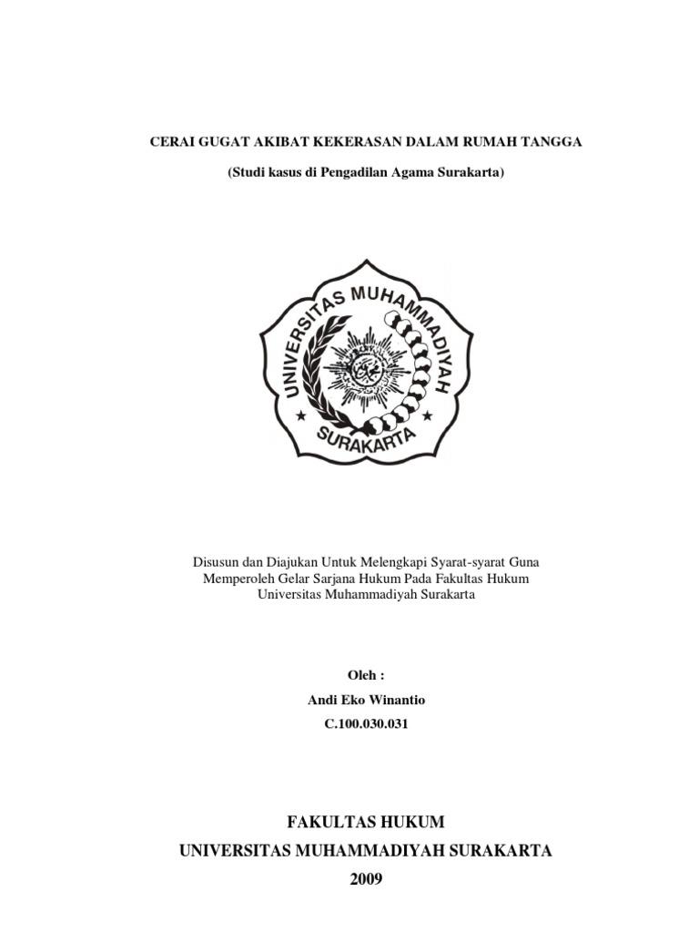 Proposal Penelitian Hukum Ilmusosial Id