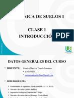Clase 1 Introducción