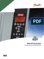MG17L405 Manual de Servicio MCD 500
