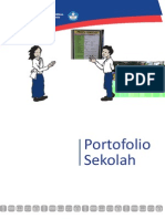 Porto Folio Sekolah