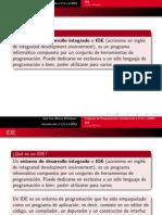 1. Entorno IDE