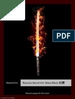 5E Rogue - The Ninja Mage (7502949)