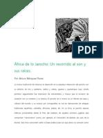 La Raíz Africana del Son Jarocho - Sonarmx.website -  (1)