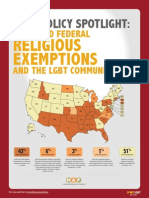 Policy Spotlight Report RFRA