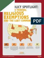 Policy Spotlight Report RFRA