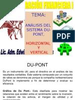 G) ANALISIS HORIZONTAL Y VERTICAL Y PRESUPUESTO.ppt