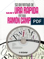 Curso Definitivo de Lectura Rapida Metodo Ramon Campayo