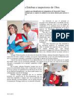 16.11.2013 Comunicado Acredita Esteban a Inspectores de Obra