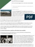 Le 10 regole di vita di Arnold Schwarzenegger | EfficaceMente
