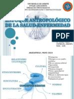 ENFOQUE ANTROPOLÓGICO DE LA SALUD