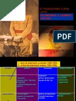 18.-EL FRANQUISMO. ECONOMÍA Y CAMBIO SOCIAL