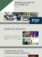 Manejo y Manipulacion de Productos Quimicos Expo