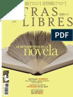 La metamorfosis de la novela | Índice Letras Libres No. 201