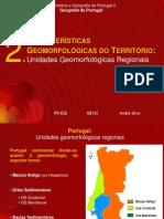 Geomorfologia de Portugal
