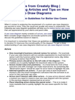 Creately Blog - Diagramming Articles and Tips on How to Draw Diagrams