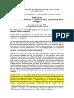 Breilh_Paradigmas de Fisioterapia en Ecuador_ Cong Fisioterapia 14 10 2014.pdf