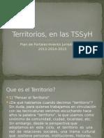 Territorios, En Las TSSyH