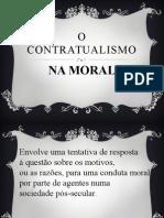 O Contratualismo Ppt