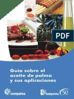 Guía Aceite de Palma y Aplicaciones