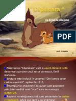 caprioara de garleanu