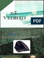 vidrio usos y propiedades