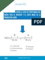 Formula WACC