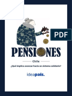 Pensiones en Chile