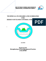 Technical Standards for Design of Flood Control Structures