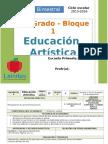 Plan 5to Grado - Bloque 1 Educación Artística.doc