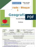 Plan 5to Grado - Bloque 1 Geografía.doc