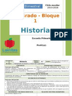Plan 4to Grado - Bloque 1 Historia (2015-2016).doc
