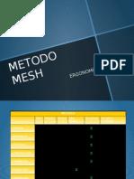 Metodo Mesh 1