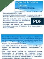 Toxicología en América Latina