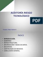 Presentación Profesor Pablo Valdivia