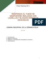Ficha3 Resistencia Al Fuego