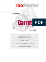Catalogo Turbos Garret