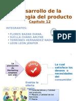 Desarrollo de la Estrategia de Producto