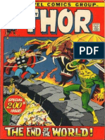 The Mighty Thor 200 Vol 1