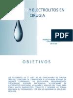 liquidosyelectrolitosencirugia