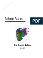 Turbinas Axiales